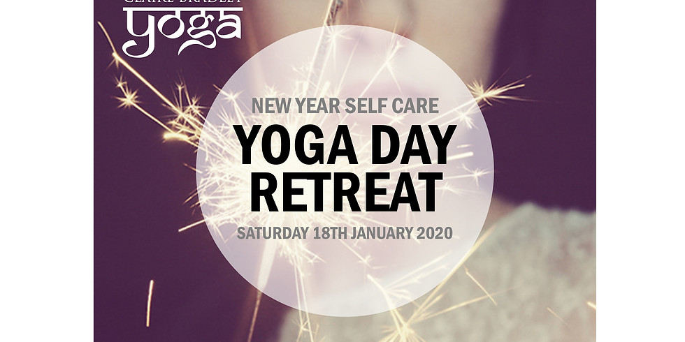 New Year Yoga Day Retreat - Fully Booked