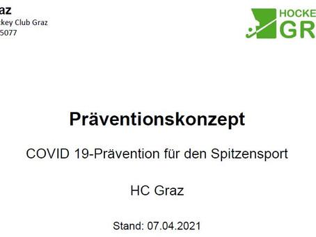 COVID 19 - Prävention für den Spitzensport