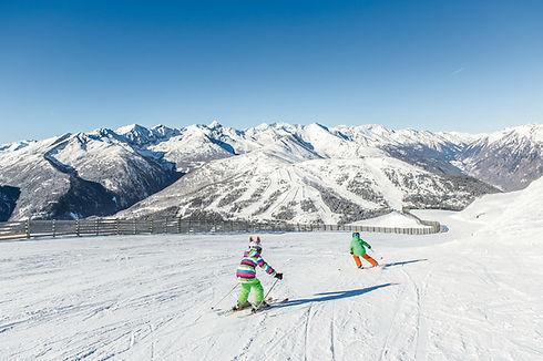 Skifahren mit Familie am Katschberg - ©