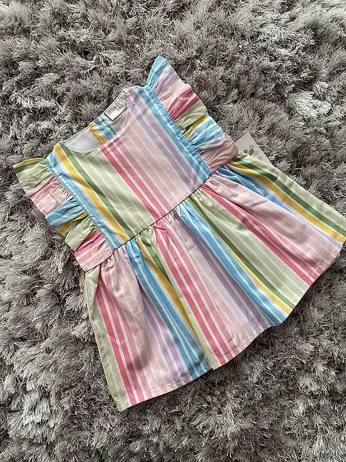 Rainbow Dress 1-2 Years