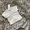 Thumbnail: Calamaro white top/grey shorts 3-6M