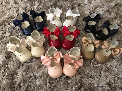 Sevva Spanish Bow Shoes