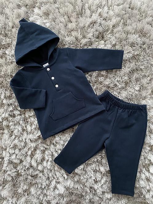 Babidu hooded sweatshirt/pants set 3M-5Y