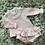 Thumbnail: Babidu pink pleated ruffle set 3-36 M