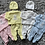 Thumbnail: Baby bear knitted 3 piece sets NB
