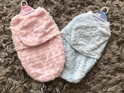 Soft touch swaddle wraps