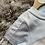 Thumbnail: Mintini baby blue/white shorts set 0-24 Months