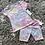 Thumbnail: Tie dye shorts sets 4-14 years