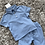 Thumbnail: Boys buttoned collared co-ord sets 2-6 Years