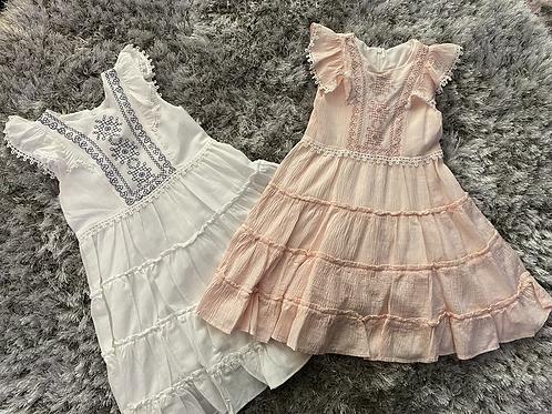 Girls boho style dress ages 5-12 Years