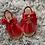 Thumbnail: Diamanté bow sandals infant size 3-7