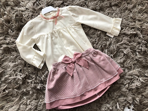 Baby Ferr Tuelle skirt with top age 4 - 10 Years