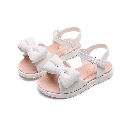 White bow Spanish Sandals EU 19-36