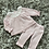 Thumbnail: Babidu pink collared tracksuit 3-48 Months