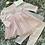 Thumbnail: Mintini Baby heart ruffle dress/leggings set 12M-5Yrs