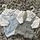 Thumbnail: Ninas y ninos dungaree/shirt sets 0-9 Months