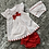 Thumbnail: Baby Ferr red dotted 3 piece set 3-24 Months