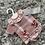 Thumbnail: Bebe Caramel dusky pink floral set NB-12 M