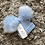 Thumbnail: Kinder double Pom Pom faux fur hats ages 0-6 Years