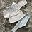 Thumbnail: Calamaro frill neck two piece NB-3 M