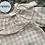 Thumbnail: Babidu pink gingham dress 12M-8Y
