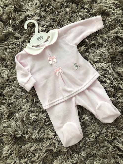 Pex Lovely two piece outfit NB-6Months