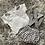 Thumbnail: Calamaro checked dungaree set blue/grey NB-36 M