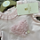 Thumbnail: Mintini Baby heart ruffle all in one 1-6 Months