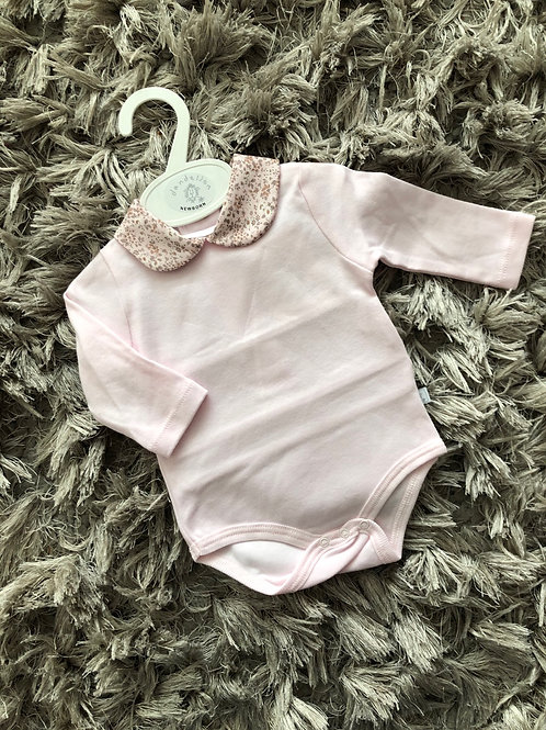 Dandelion long sleeved body suit NB - 12 M