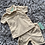 Thumbnail: Boys collared towelling shorts sets ages 2-12 Years
