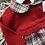 Thumbnail: Spanish red tartan romper