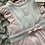 Thumbnail: Mintini Baby pink frill romper 0-9 Months