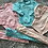 Thumbnail: Girls ruffled lounge sets Ages 2-14 Years