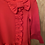 Thumbnail: Red ruffle dress with bow ages 1-10 Years