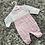 Thumbnail: Pex Smocked baby grows NB-3 Months