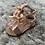 Thumbnail: Blush Pink T Bar diamanté sandals EU 19-36