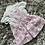 Thumbnail: Spanish pink polka dot dress 0-24 Months
