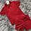 Thumbnail: Boys buttoned collared coord shorts set ages 2/10 Yrs