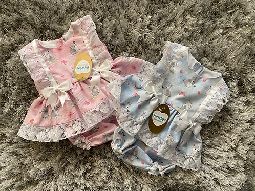 Kinder Boutique Bunny Sets 0-3 Yrs