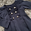 Thumbnail: Spanish pleated frilled bodice dress navy/red Ages 2-12 Years