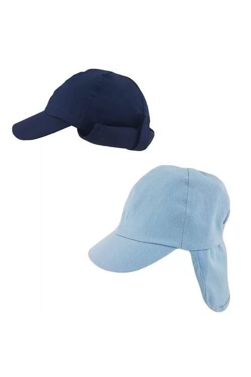 Pesci Legionnaire cap blue/navy/white 18M - 8YR