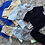 Thumbnail: Boys round neck jersey shorts sets ages 2-12 Yrs