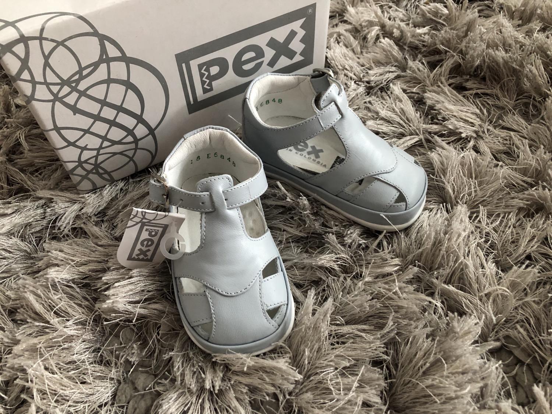 Pex Christobal sandal size 2-5