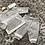 Thumbnail: Mintini Baby grey/white jogging suit 0-5Yrs
