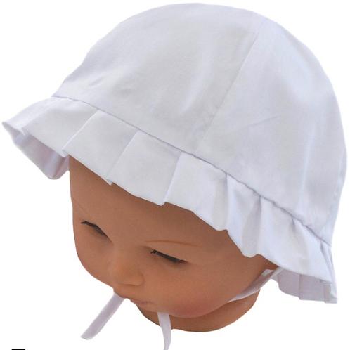 Summer hat white 0-24 Months