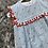 Thumbnail: Blue/red flower dress ages 5-8 Years