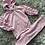 Thumbnail: Girls ruched lounge sets ages 6-12 Years