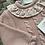 Thumbnail: Dusky pink cable knit dress NB - 9 Months