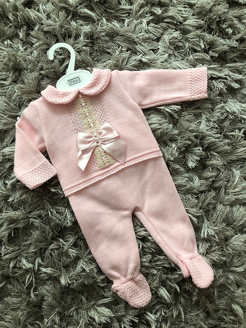 Pex burleigh two piece outfit NB-12M