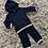 Thumbnail: Boys hooded tracksuit 3M - 6 Yrs